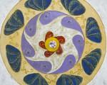 QUADRO 13 - Quadro Mandala | Autor(a) Dani Corbett (Centro de Estudos)